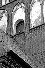 Kreuzkirche Pilsum (Ostfriesland) (Gentle***Giant) Tags: ostfriesland kreuzkirche pilsum krummhrn