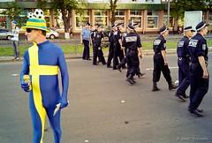 Sverige vs Militsiya