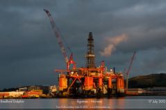 Bredford Dolphin (Aviation & Maritime) Tags: norway offshore platform gotnes bredforddolphin dolphindrilling drillingunit