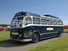 Royal Blue (PD3.) Tags: uk blue england bus buses station bristol coach royal railway 98 event national shuttle works eastern berkshire ls m4 newbury ott preservation a34 ecw showground ott98 presbus