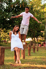 Rana & Davi (Paulo Rezende Photography) Tags: wedding brazil love portraits engagement df couple foto retrato amor casamento paulo engaged casal brasilia romantica previa rezende noivos esession