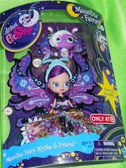 Moonlite Fairy Blythe Target exclusive