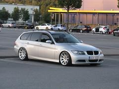 BMW 320d Touring E91 (nakhon100) Tags: wagon estate diesel bmw touring stationwagon 320 3series 3er 320d e91