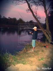 Fishing time. (mare037) Tags: nature fishing priroda pecanje ribolov