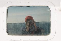 . (anna nycz) Tags: light selfportrait film window girl analog canon norge spring kodak springtime fd okno rce gawlak