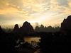 Li River at sunset, Xingping (peterrioIve) Tags: liriver 漓江 xingping 兴平