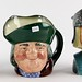 184. Royal Doulton Toby Jugs