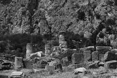 Delphi (Δελφοί) Greece, Aug 2012. 05-128 (megumi_manzaki) Tags: archaeology greek ancient delphi greece worldheritage delphoi
