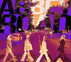 Abbey Road (cakelikemarie) Tags: road colors abbey john paul george harrison lsd beatles lennon ringo mccartney starr psychodelic