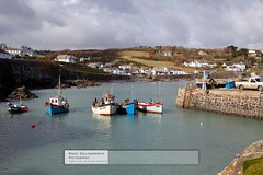 Coverack harbour (doublejeopardy) Tags: harbor boat cornwall harbour fishingboat coverack inshorefishing
