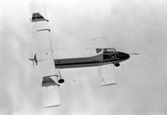 Lockspeiser LDA-1 (Land Development Aircraft) flown by David Lockspeiser (rac819) Tags: vintage shuttleworth dehavilland vintageaircraft shuttleworthcollection oldwarden vintageoldwarden
