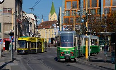 Graz (austrianpsycho) Tags: station austria 7 tram 13 graz 667 tramway steiermark haltestelle styria 612 bim tramstation raika raiffeisen jakominiplatz österreich strasenbahn bimstation strasenbahnhaltestelle grazerverkehrsbetriebe strasenbahnstation verbundlinie grazlinien holdinggrazlinien