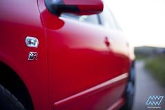 LCR (MarcW Pics) Tags: red vw seat turbo leon r intercooler vag 225 cupra airtec