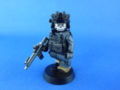 COD Ghosts - Keegan (jeffer8419) Tags: lego keegan ghosts minifig custom cod