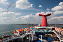 IMG_9789-20160421-Cozumel Cruise 1 (Bob_Larson_Jr) Tags: cruise carnival red skyline tampa bay paradise background