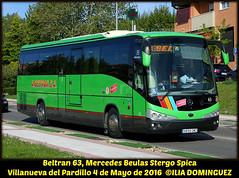 idnb1486-Beltran63 (ribot85) Tags: bus mercedes coach crt autobus beltran spica villanueva autocar autobuses 643 pardillo autocares beulas crtm abeltran stergo villanuevapardillo linea643 beltran63