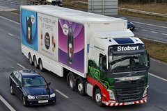 Stobart H4408 KX65 OWP Sherilley Dawn A1 Washington Services 2/3/16 (CraigPatrick24) Tags: road truck volvo washington box cab transport lorry delivery vehicle a1 trailer nescafe nestle logistics stobart eddiestobart boxtrailer volvofh stobartgroup nescafedolcegusto washingtonservices h4408 sherilleydawn kx65owp