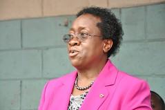 JKUAT MD Prof Mabel Imbuga