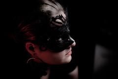 Low Key Mask Shoot (richardhallyh) Tags: removedfromstrobistpool incompletestrobistinfo seerule2