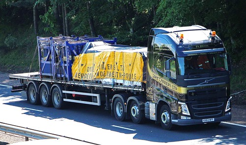 VOLVO FH - DYCE CARRIERS LTD Dyce Aberdeen