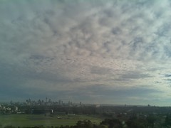 Sydney 2016 May 15 08:33 (ccrc_weather) Tags: sky outdoor sydney earlymorning may australia automatic kensington unsw weatherstation 2016 aws ccrcweather