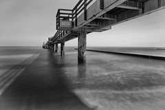 IMG_6500 (spunior) Tags: bridge sea balticsea brcke usedom longtimeexposure koserow
