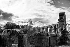 Roman Amphitheater (mezzopretepaolo) Tags: blackwhite nikon roman amphitheater viterbo ferento d7100