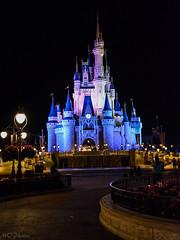 Disney May 2016-0426 (MoPhotos Photography) Tags: castle night lights orlando nikon florida disney wdw d7100