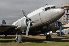 Douglas C-47B Skytrain (Przemyslaw Burdzinski) Tags: del cuatro spain force air museo douglas skytrain aire vientos levs c47b t336