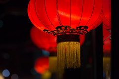 lanterne rosse (mjwpix) Tags: chinatown nighttime redlanterns lanternerosse ef135mmf2lusm canoneos5dmarkiii michaeljohnwhite mjwpix