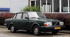 Volvo 244 GL 1981 (XBXG) Tags: auto old holland classic netherlands car vintage volvo automobile sweden nederland swedish voiture 1981 sverige paysbas ancienne gl zweden woerden sude 244 zweeds sudoise volvo244 hl73fk