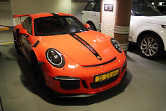 Porsche 991 GT3 RS (R_Simmerman Photography) Tags: orange marina mall hotel spring dubai boulevard walk garage united parking main uae wing entrance emirates khalifa arab porsche saudi kuwait abu dhabi rs qatar burj supercars valet combo 991 gt3 jbr 2016 sportcars dubaicars hypercars carsofdubai