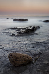 I often think that the night is more alive and more richly colored than the day... (ferpectshotz) Tags: longexposure seascape water losangeles rocks pacificocean pacificcoast cabrillobeach
