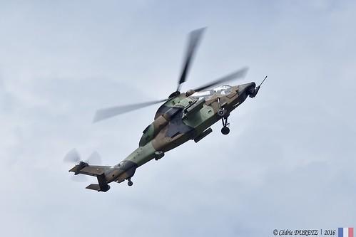 Eurocopter EC665 Tigre HAP / Armée de terre / F-MBIM