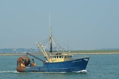Maria Jo-Ann (jelpics) Tags: ocean sea boston port harbor boat fishing ship massachusetts bostonma trawler bostonharbor fishingvessel mariajoann fvmariajoann