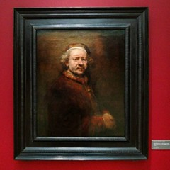 Rembrandt, self portrait, aged 63, painted... (jules hynam) Tags: art museum bristol renaissance uploaded:by=flickstagram instagram:venue=182537 instagram:venuename=bristolmuseum26artgallery instagram:photo=125659520649545700532916970