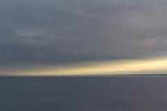 Sunlight (J. Pelz) Tags: sea sky sun nature ferry canon mood sweden