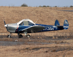 Ercoupe 415C (N3736) Fades (dlberek) Tags: sch classicaircraft abandonedaircraft airportorphan derelictaircraft ercoupe415c ksch abandonedplane n3736