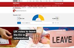 EU referendum - a historic screenshot (Futurilla) Tags: uk history freedom democracy europe eu historical referendum liberation voting brexit