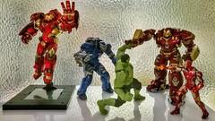 Flight (Alfred Life) Tags: leica toy ironman plus hulk igor asph p9  summarit huawei man iron  hulkbuster   mk38   mark38      summarith12227 huaweip9plus leicaduallenses
