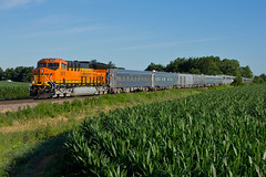 Deadhead (Trainboy03) Tags: santa rio burlington illinois il fe northern bnsf 3978