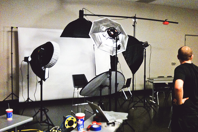 Behind The Scenes: Paul Mitchell The School Shoot