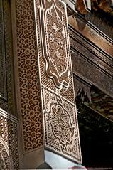 Le Palais de la Bahia (HDR) (l'apple-cafe) Tags: nikon islam maroc bahia atlas marrakech palais marrakesh hdr highdynamicrange koutoubia afrique mosque musulman d90 palaisdelabahia palaisbahia villerouge djemaelfna nikond90 mosquekoutoubia arabomusulman placedjemaelfna perledusud villeocre villedusud portedusud lamdina laplacedjemaelfna