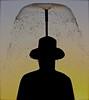 """L'uomo della pioggia ("""" paolo ammannati """") Tags: italy panorama me statue florence italia tramonto shot top io tuscany firenze toscana acqua pioggia fontana viaggi gocce paoloammannati goccioline albeetramonti effettinaturali"""