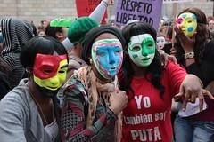 Manifestacin de prostitutas en Barcelona - IMG_2541 (Sergio Uceda) Tags: barcelona demonstration whores prostitutes raval putas manifestacin prostitutas sexworkers ayuntamientodebarcelona trabajadoresdelsexo