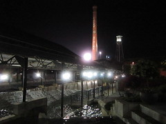Lucky Strike tower