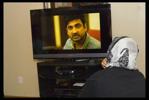 Viewing Haya Fatima Iqbal's documentary on The Sketches