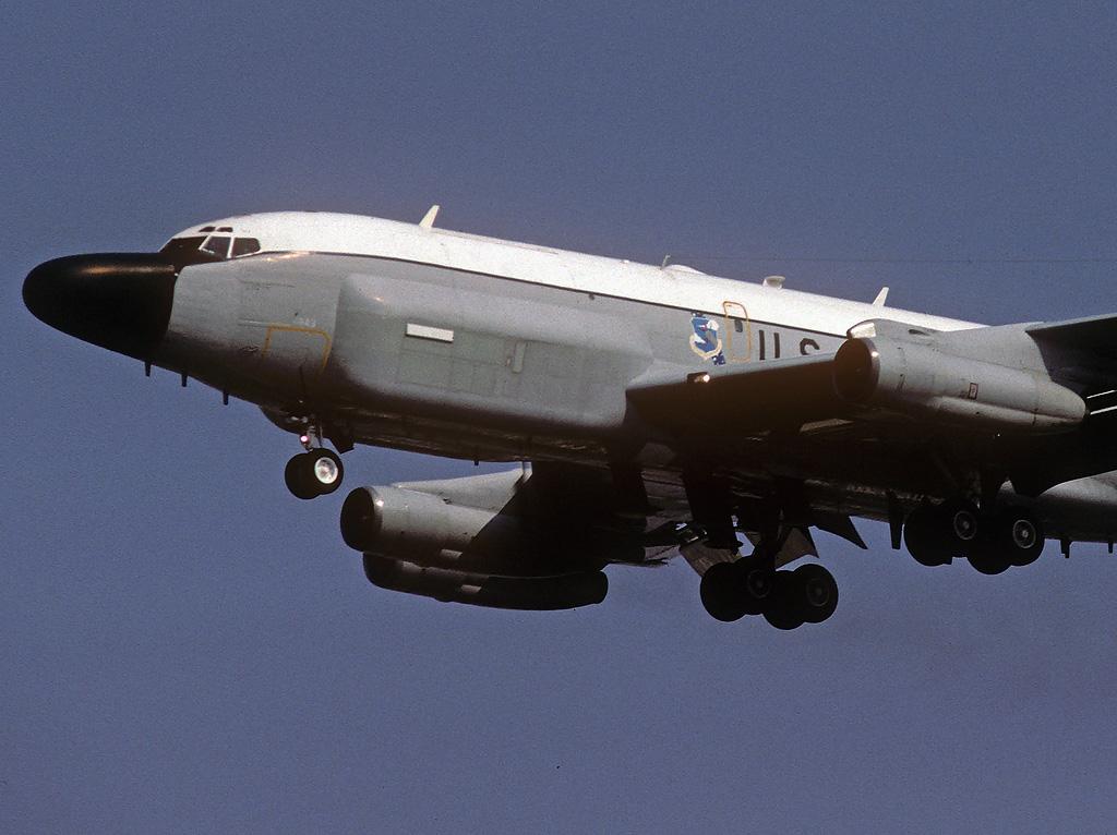 """64-14843 RC-135V """"Rivet Joint"""" (Irish251) Tags:"""