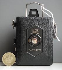 Baby Box Tengor (gray1720) Tags: 127 zeissikon boxcamera babyboxtengor
