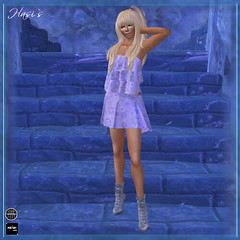 B&T Mesh Studio GG (B&T Fashion Blv.) Tags: sl bt meshtop meshskirt meshstudio